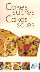 Les cakes - Intérieur - Format classique