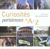 Curiosités parisiennes de A à Z - Intérieur - Format classique