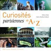 Curiosités parisiennes de A à Z - Couverture - Format classique