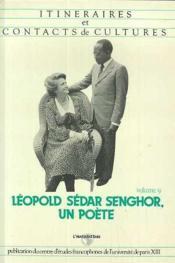 Itinéraires contact t.9 ; Senghor, un poète - Couverture - Format classique