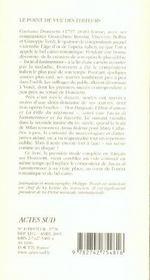 Donizetti - 4ème de couverture - Format classique