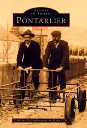 Pontarlier - Couverture - Format classique