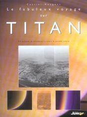 Cassini-huygens, le fabuleux voyage sur titan - Intérieur - Format classique