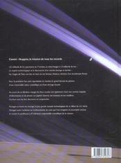 Cassini-huygens, le fabuleux voyage sur titan - 4ème de couverture - Format classique