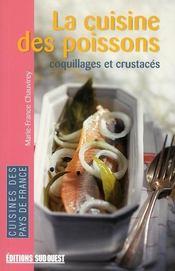 La cuisine des poissons, coquillages et crustacés - Intérieur - Format classique