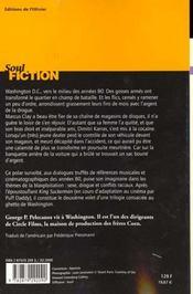 Suave Comme L'Eternite - 4ème de couverture - Format classique