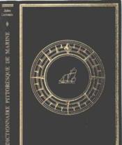 Dictionnaire pittoresque de marine - Couverture - Format classique