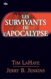 Les survivants de l'apocalypse t.1 ; la moisson - Couverture - Format classique