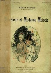 Monsieur Et Madame Moloch. Collection Modern Bibliotheque. - Couverture - Format classique