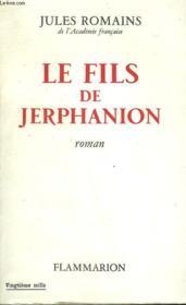 Le Fils De Jerphanion. - Couverture - Format classique