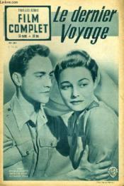 Tous Les Jeudis - Film Complet N° 287 - Le Dernier Voyage - Couverture - Format classique