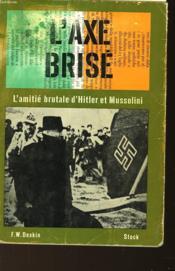 L'Axe Brise - Couverture - Format classique