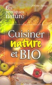 Cuisiner Nature Et Bio - Intérieur - Format classique