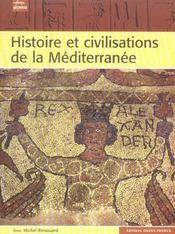 Histoire et civilisations de la Méditerrannée - Intérieur - Format classique