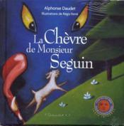 La chèvre de monsieur Seguin - Couverture - Format classique