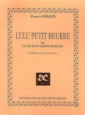 Lulu petit beurre - Couverture - Format classique