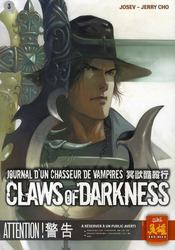 Claws of darkness t.3 - Intérieur - Format classique