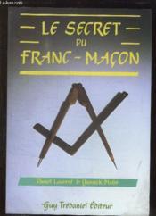 Secret du franc-macon - Couverture - Format classique
