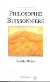 Philosophie buissonniere - Couverture - Format classique