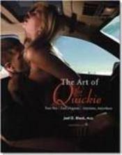 The art of the quickie - Intérieur - Format classique