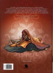Princesse Sara t.5 ; retour aux Indes - 4ème de couverture - Format classique