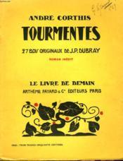 Tourmentes. 27 Bois Originaux De J.P. Dubray. Le Livre De Demain N°55. - Couverture - Format classique
