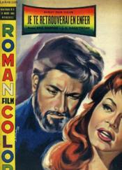 ROMAN FILM COLOR - 4eme ANNEE - N°3 - Couverture - Format classique