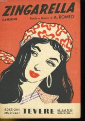 Zingarella - Couverture - Format classique
