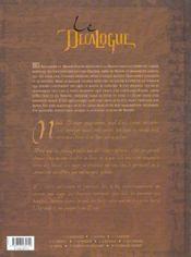 Le décalogue t.8 ; Nahik - 4ème de couverture - Format classique