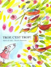 Trop, C Est Trop ! - Intérieur - Format classique