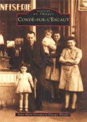 Condé-sur-l'Escaut - Couverture - Format classique