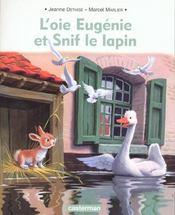 L'Oie Eugenie Et Snif Le Lapin - Intérieur - Format classique