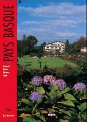 Decouvrir le pays basque - Couverture - Format classique