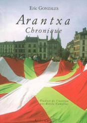 Arantxa - Couverture - Format classique