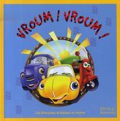 Vroum ! vroum ! ; karbure la voiture - Intérieur - Format classique