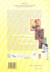 Identite - 4ème de couverture - Format classique