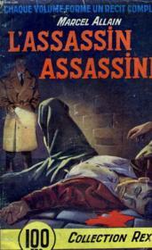 L'Assassin Assassine - Couverture - Format classique