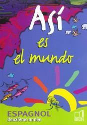 Espagnol ; 3ème ; livre de l'élève (édition 2003) - Intérieur - Format classique