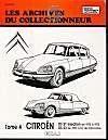 Citroen Ds 21 Inj.(70/72) - Ds 23 (Dep.73) T4 N 33 - Couverture - Format classique