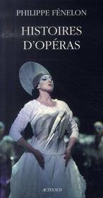 Histoires d'opéras - Intérieur - Format classique
