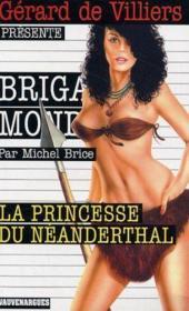 Brigade mondaine t.243 ; la princesse du neanderthal - Couverture - Format classique