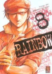 Rainbow T.8 - Couverture - Format classique