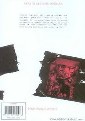 Rainbow T.8 - 4ème de couverture - Format classique