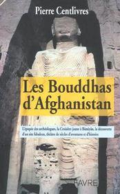 Les Bouddhas D'Afghanistan ; La Formidable Histoire De Ces Geants De Pierre - Intérieur - Format classique