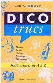 L'encyclopedie des trucs - Couverture - Format classique