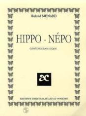 Hippo et nepo - Couverture - Format classique
