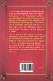 L'Ultime Secret De Rennes-Le-Chateau - 4ème de couverture - Format classique