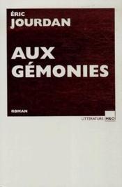 Aux gémonies - Couverture - Format classique