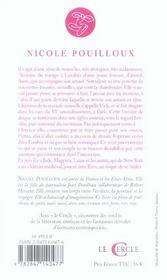 Contes Pour Eros - 4ème de couverture - Format classique