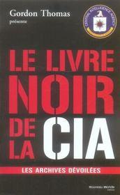 Le livre noir de la CIA - Intérieur - Format classique